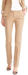J.Crew Trouser Pants tan