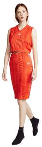 adidas Originals by Alexander Wang short dress Orange on Tradesy