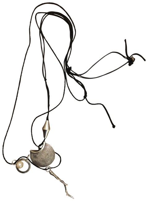 Ippolita Silver Charm Necklace Ippolita Silver Charm Necklace Image 1