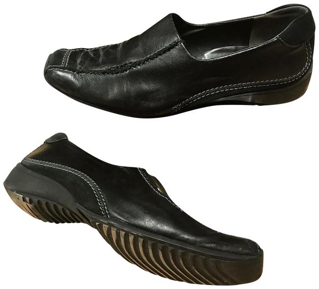 Paul Green Black Loafers Flats Size US 9 Regular (M, B) Paul Green Black Loafers Flats Size US 9 Regular (M, B) Image 1