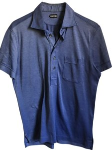 Tom Ford T Shirt Blue