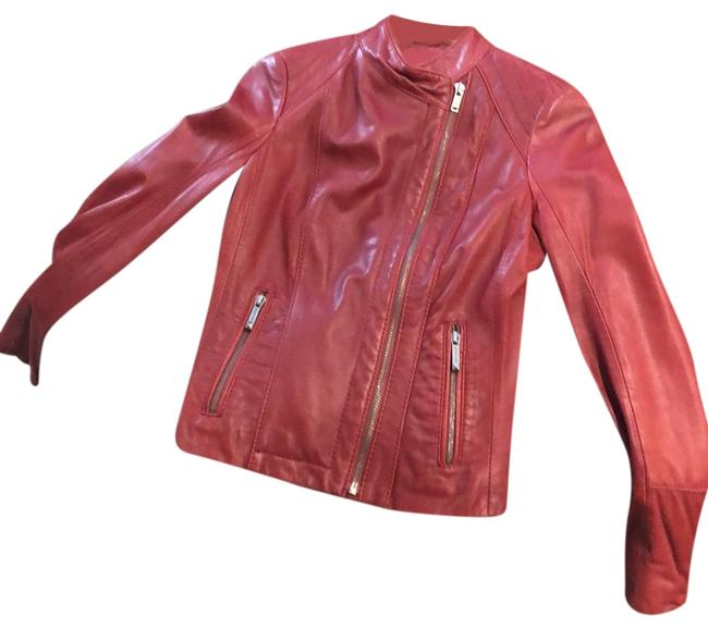 Item - Red 117124 Jacket Size 2 (XS)