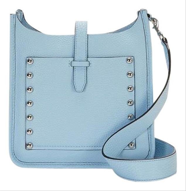 Item - Unlined Tote Moon Light Blue Hobo Bag