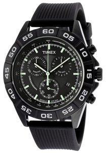 Timex Timex Male Casual Watch T2N886 Black Analog