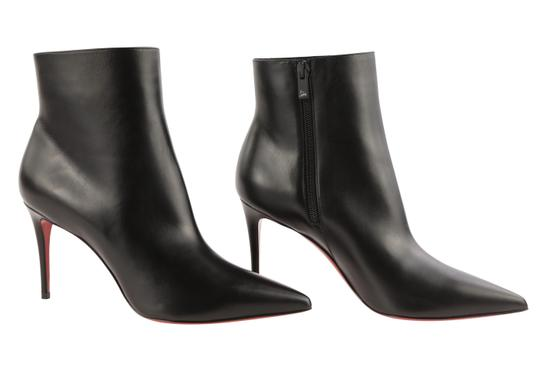 Christian Louboutin So Kate Winter Black Boots Image 1