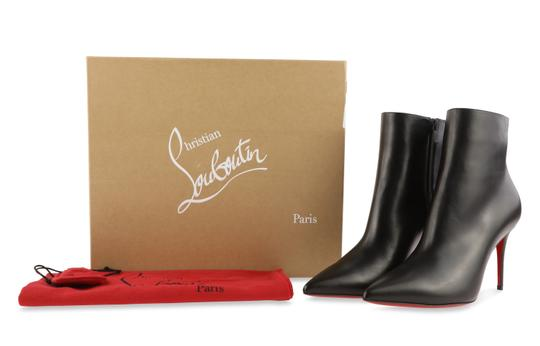 Christian Louboutin So Kate Winter Black Boots Image 11