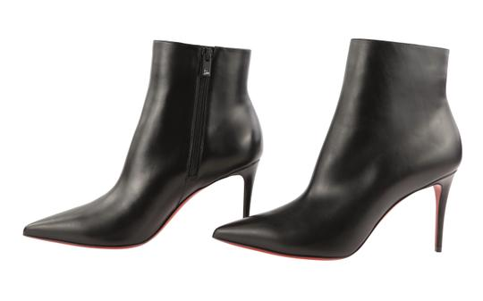 Christian Louboutin So Kate Winter Black Boots Image 4