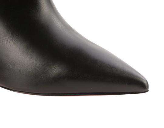 Christian Louboutin So Kate Winter Black Boots Image 7