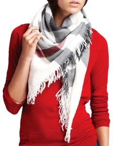 Burberry Limited Burberry Color Check Square Scarf