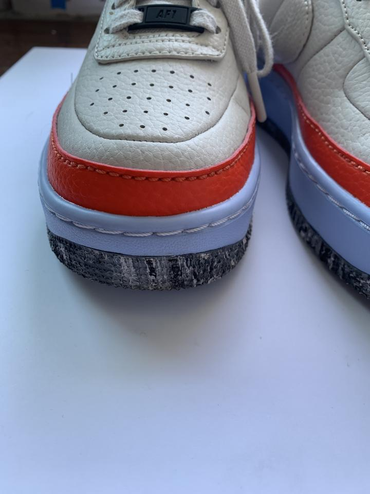 Nike Light BoneTeam Orange Women's Air Force 1 Jester Xx Se In BoneTeam Sneakers Size US 6.5 Regular (M, B) 18% off retail