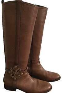 Tory Burch cognac/tannish brown Boots