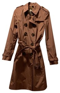 Burberry Water Resistant Trench Coat