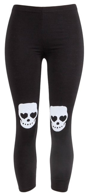 Preload https://img-static.tradesy.com/item/2610949/black-new-ladies-knee-cap-skull-s-leggings-size-4-s-27-0-0-650-650.jpg