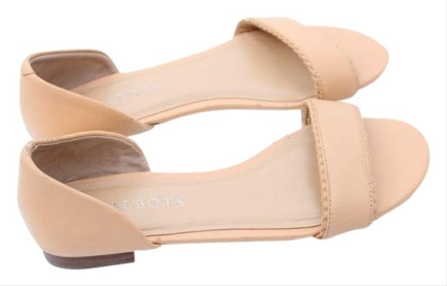 Item - Beige/Cream D'orsay Flat Sandals Size US 5.5 Regular (M, B)