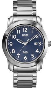 Timex Timex Male Casual Watch T2P132 Silver Analog