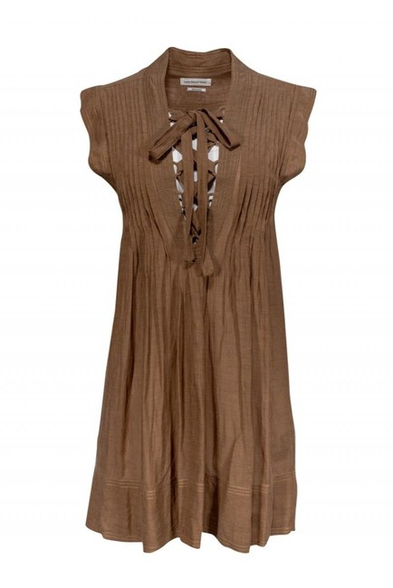 Item - Brown Short Casual Dress Size 2 (XS)