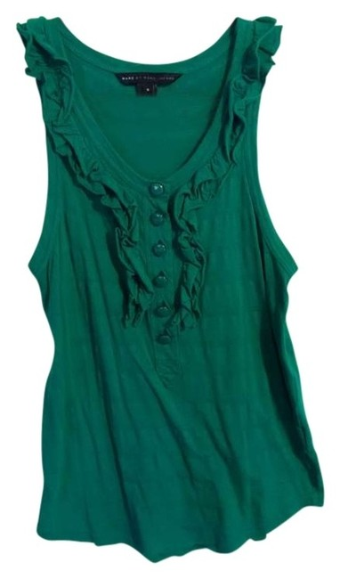 Preload https://img-static.tradesy.com/item/261127/marc-by-marc-jacobs-green-buttons-ruffle-tank-topcami-size-6-s-0-0-650-650.jpg