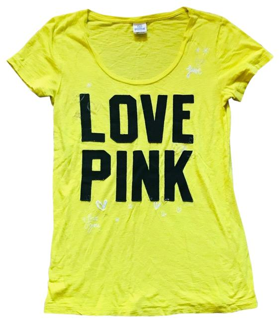 Item - Canary Yellow Tee Shirt Size Petite 6 (S)