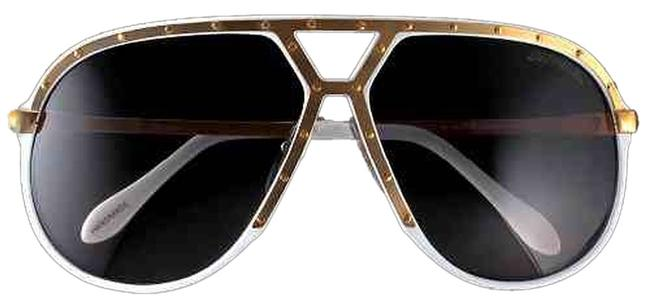 Item - Gold/ Silver Classic M1 Aviator 14 Sunglasses
