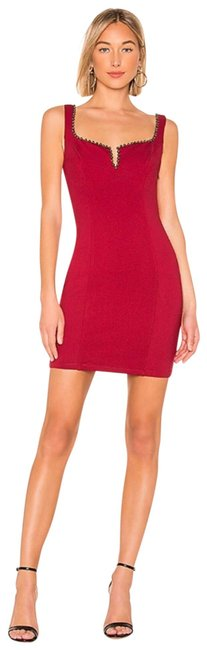 Item - Cherry Red Girl Girl's Short Night Out Dress Size 8 (M)