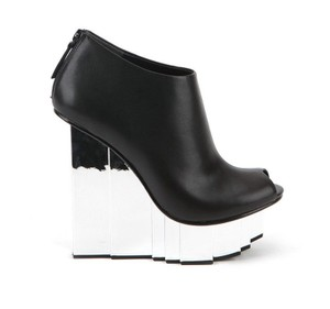 United Nude Black & silver Boots