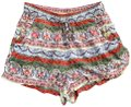 American Eagle Outfitters Mini/Short Shorts colorful Image 0