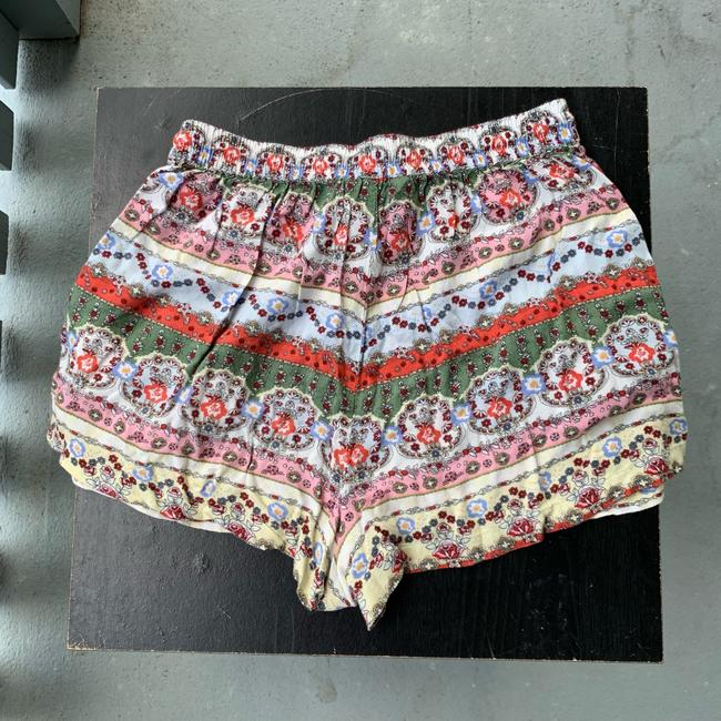 American Eagle Outfitters Mini/Short Shorts colorful Image 4