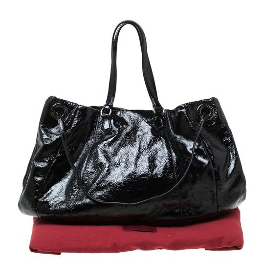 Valentino Patent Leather Hobo Bag Image 10
