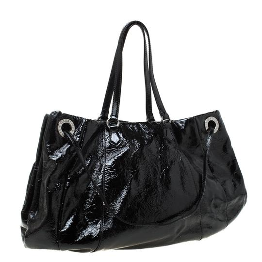 Valentino Patent Leather Hobo Bag Image 2