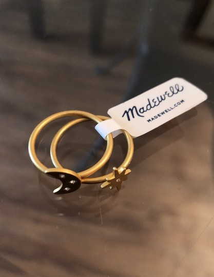 Madewell Spaced Out Ring Set Image 4