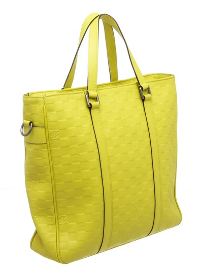 Louis Vuitton Tote in Neon Yellow Image 1