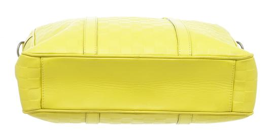 Louis Vuitton Tote in Neon Yellow Image 3