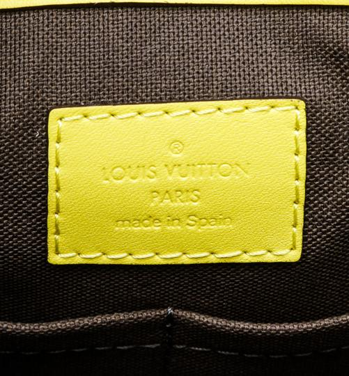Louis Vuitton Tote in Neon Yellow Image 6