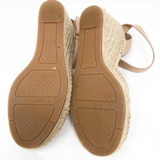 Tory Burch Golden natural Wedges Image 2