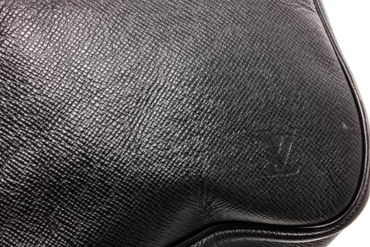 Louis Vuitton Black Travel Bag Image 5