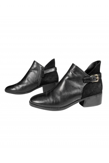 Cole Haan Blake Suede black Boots Image 2
