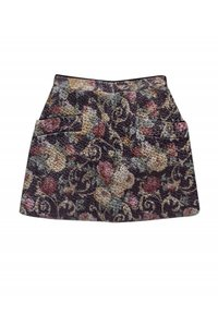Club Monaco Quilted Textured Skirt