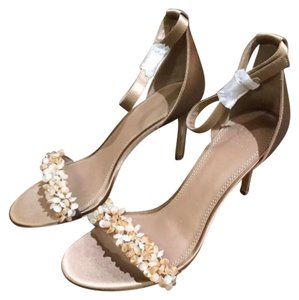 Tory Burch rose/natural vachetta Formal
