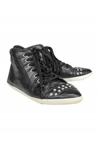 Marc by Marc Jacobs Sneakers Leather black Pumps