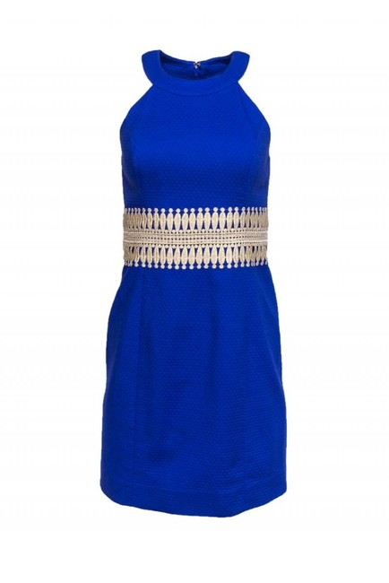Lilly Pulitzer Cobalt Dress Image 0