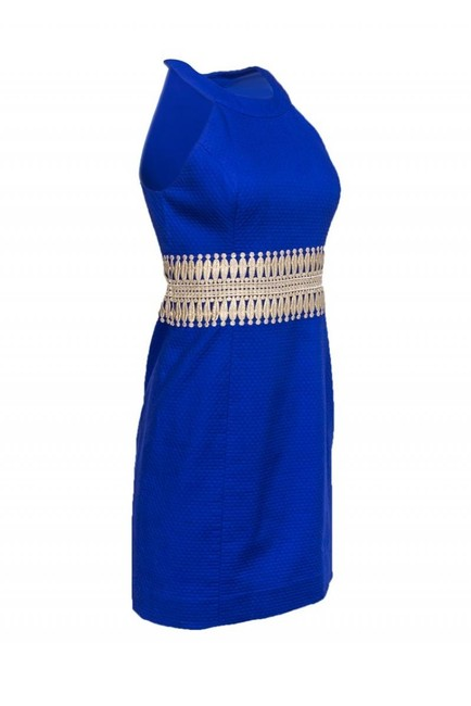 Lilly Pulitzer Cobalt Dress Image 1