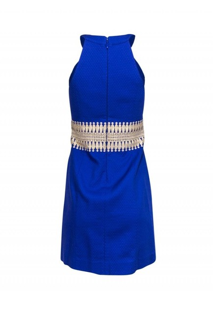 Lilly Pulitzer Cobalt Dress Image 2