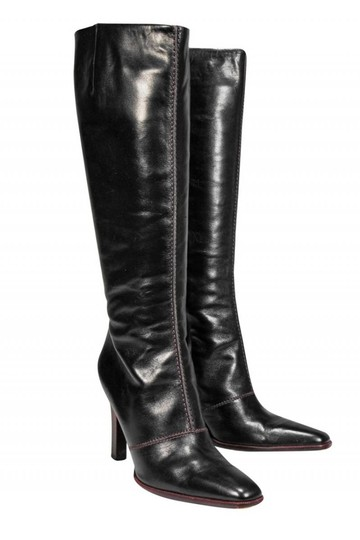 Tod's Tall Dark brown Boots Image 0