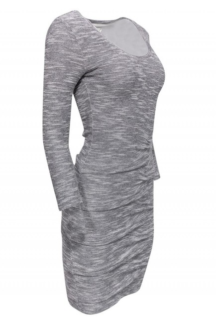 Nicole Miller short dress Day Heather Gray on Tradesy Image 1