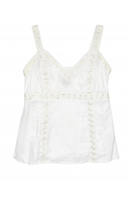 Tory Burch White Top Image 0