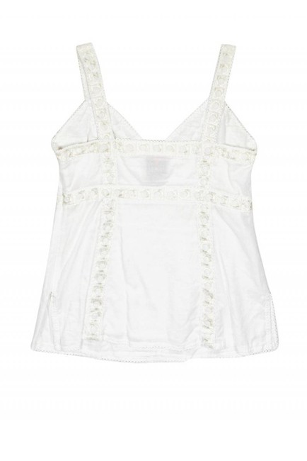 Tory Burch White Top Image 1
