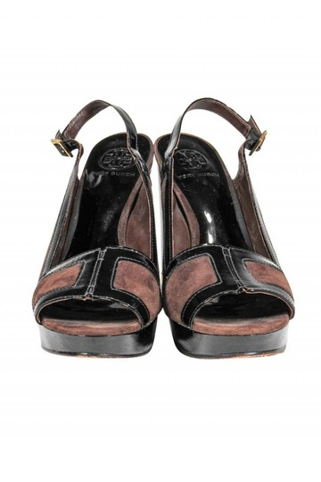 Tory Burch Slingback brown Pumps Image 1