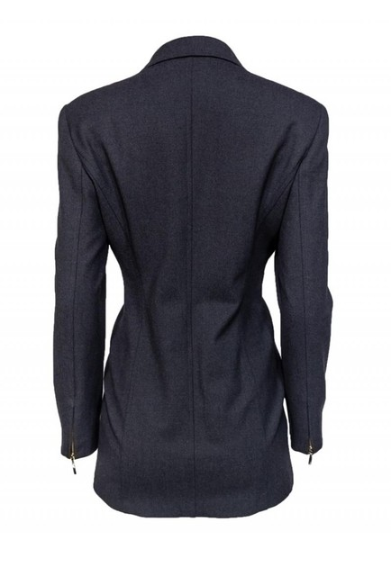 Escada Dark Grey Wool Jacket Image 2
