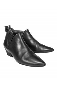 Marsell Leather black Boots