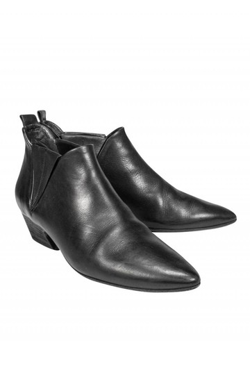Marsell Leather black Boots Image 0